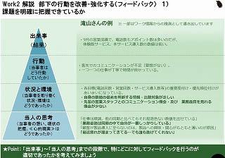 OJT研修 育成計画